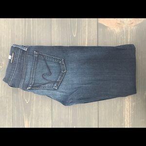 Avedon Dark Wash Skinny Jeans Citizens of Humanity